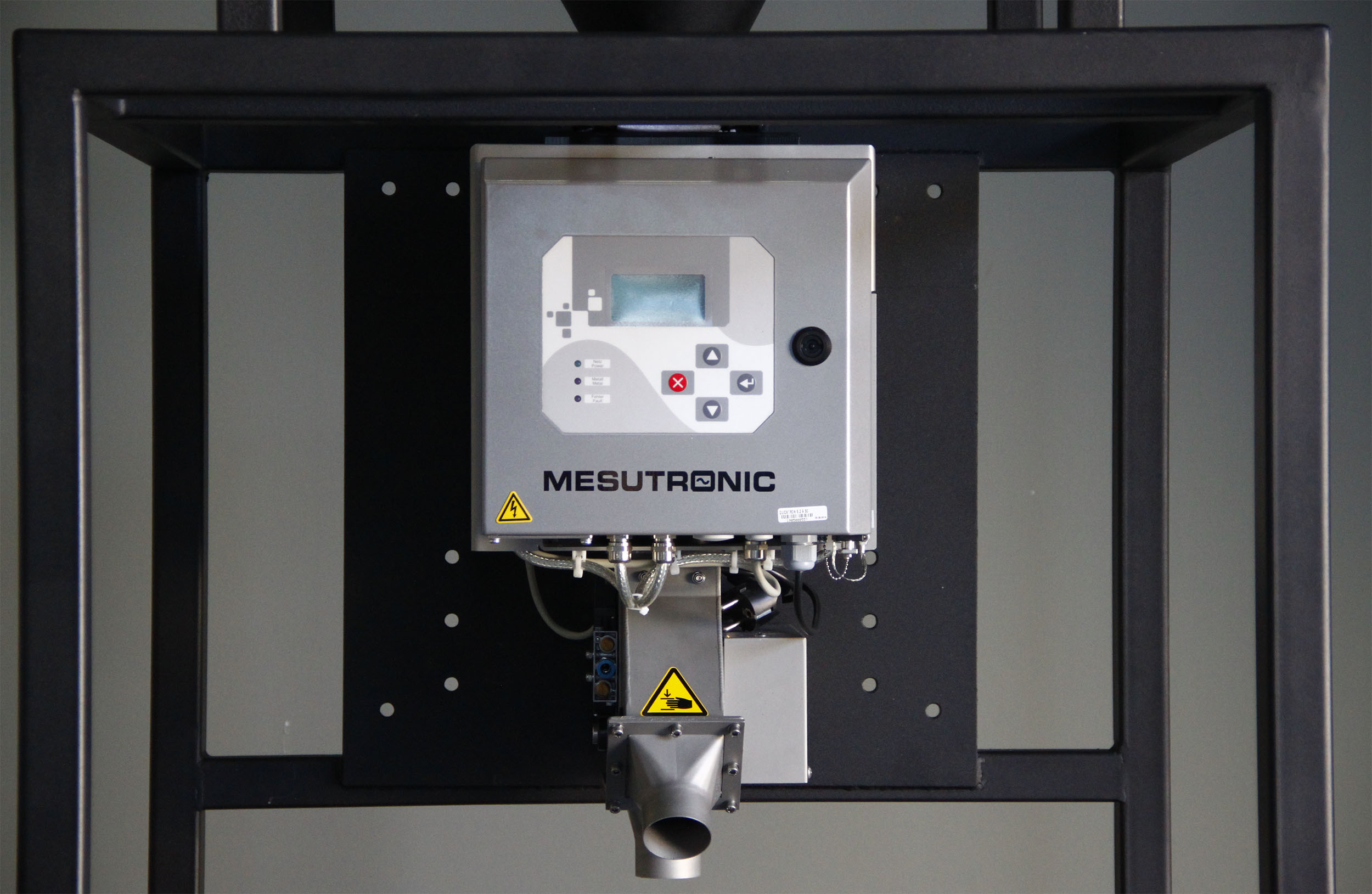 Serbest Düşüş Metal Ayırıcı (Yüksek Hassasiyetli Model)